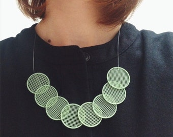 3d printed necklace