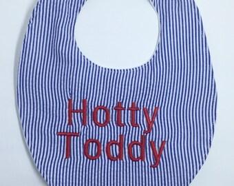 Ole Miss Hotty Toddy Baby Bib 165072078