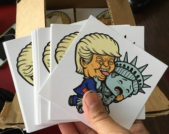 twumpy pack of 10 stickers!