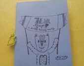 The little things --- a zine about learning and life (:
