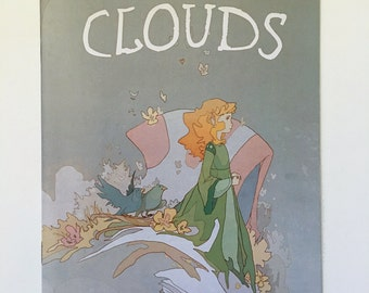 Chapter 3 - Above the Clouds comic // fantasy // graphic novel