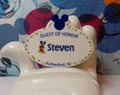 Custom Order Disney Resort Guest of Honor Lapel Pin