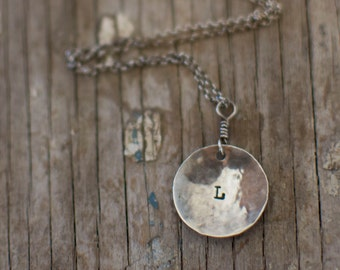 Monogram Necklace for women, Monogram Necklace, Monogram Necklaces, Necklace for moms, necklace for grandma, Jewelry, Pommier-Benoit
