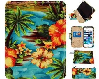 tropical ipad case ipad mini case ipad air case kindle case nook kobo samsung galaxy tab nexus 7 9 10 HP slate hawaii