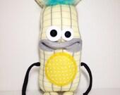 RESERVED for Sherri - Vernon - Handmade Monster, Sock Monster