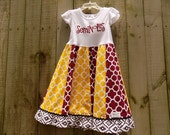 Special listing for Laramieberto   2 Seminole dresses  sizes 4 and 3