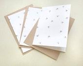 Set of 3 Season's Greeting Cards »larch« | Botanical Cards | Greeting Cards | STUDIO KARAMELO