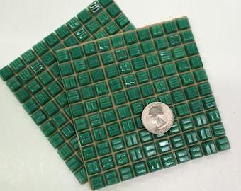 "Jade Green 3/8""tile-100 pc"