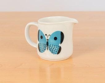 Arabia Danish Modern Scandinavian Ceramic Butterfly Creamer