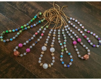 Classy Teething Necklaces!