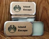 Island Escape Solid Perfume Balm