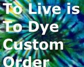 Custom Spiral Shirt