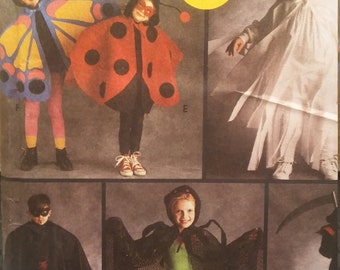 Halloween Costume, Children's Halloween Costumes, Simplicity  Pattern 9088, 2 Hour Sewing Pattern