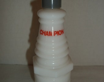 Vintage Avon.  Champion Bottlw with Box.  Wild Country After Shave Lotion.