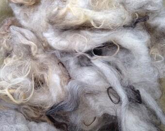 Build a Batt washed Icelandic fiber 4 ounces