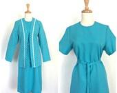 1970s Secretary Dress - s...