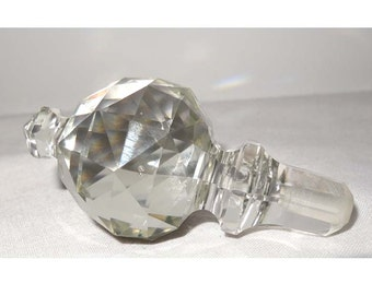 Crystal Bottle Stopper Home and Garden Kitchen and Dining Barware Bottle Stoppers and Savers Corks