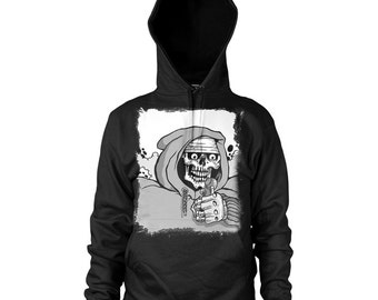 Graphic Villain Operation Doomsday Hoodie  - Free Shipping!