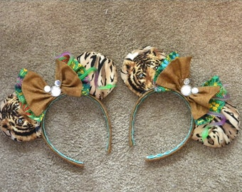 Jungle Book Jungle Cruise Animal Kingdom Mickey Ears