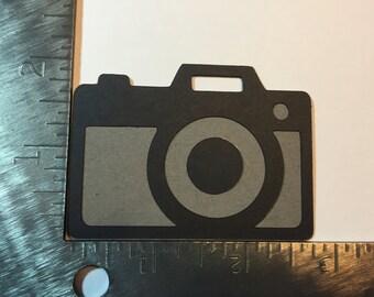 """2"""" Camera Die Cut"""
