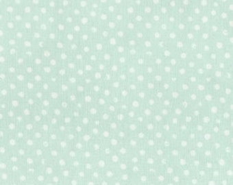 MINT Crib Sheets - SALE Neutral Baby Bedding / Polkadot Aqua Crib Bedding / Baby Bedding Sale / Changing Pad Covers ETSY