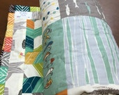 Feather River Collection Baby Quilt