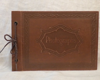 Photographs Photo Album, Made in USA