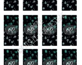 Mini Candy Bar Wrapper Custom Listing for Michelle  INSTANT DOWNLOAD