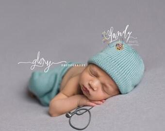 Newborn scrubs, baby scrubs, photo prop