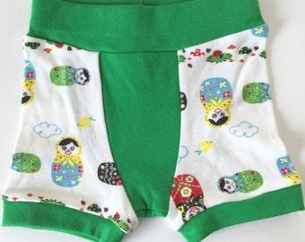 Cloth Training Pants - Boxers SM Matryoshka