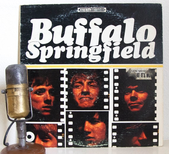 Buffalo Springfield With Neil Young And Stephen Stills Vinyl