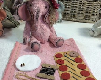 Hatty Hefalump PINK Kit for Artful Gathering 2016 Session 2 Students ONLY