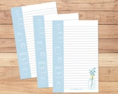 Spring in a Jar - A5 Stationery - 12, 24 or 48 sheets