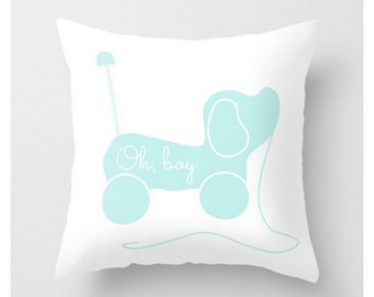 PUPPY PULL TOY #Pillow