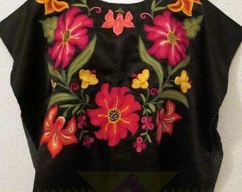 Mexican blouse huipil
