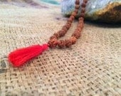 Rudraksha Mala Prayer Nec...