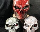 Punisher Mask  Last Run