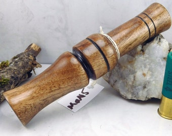 Snow Goose Call in English Walnut   #278A