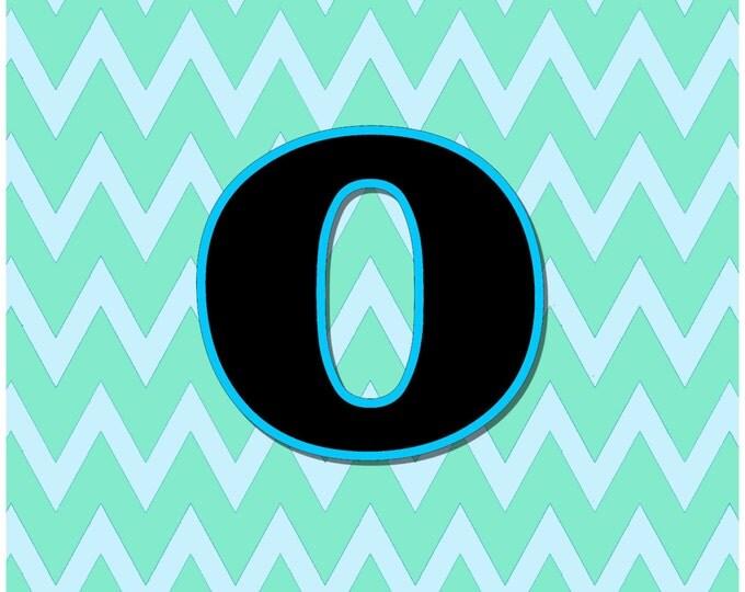 Letter O Digital Download