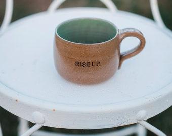 Inspiration Mug- Rise Up