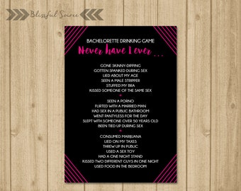 Don T Say Wedding Ring Game Bridal Shower Game By