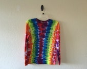 Kids XL/adult S tie dyed t-shirt