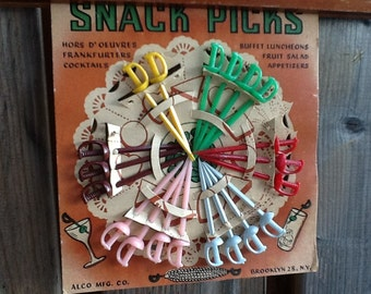 Vintage snack sword pics made in Brooklyn New York