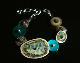 Lost Chiton Bracelet