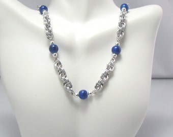 Elena Chainmaille Necklace