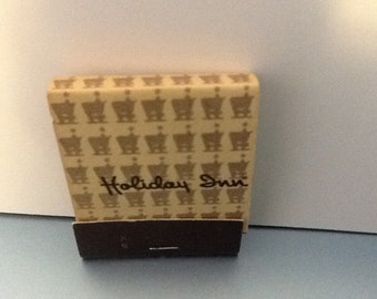 Vintage Holiday Inn Matchbook free shipping
