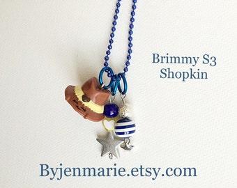 Shopkin Charm Necklace Brimmy Season 3