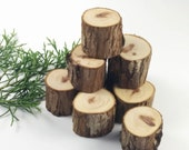 Custom listing for Rachael ~ Lot of 20 Craft Rounds, Cedar Branch Tree Stumps Craft Rounds