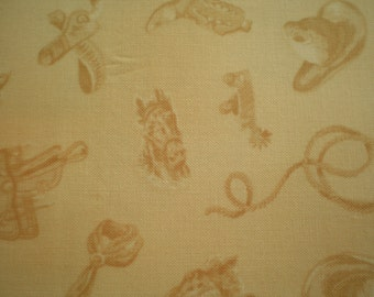 Dude Ranch Cotton Fabric