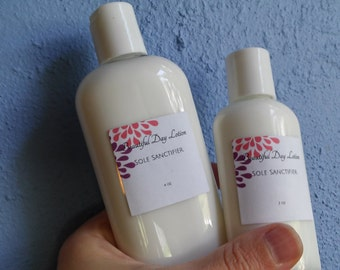 Beautiful Day Lotion (Bath and Body Works type) with Calendula Infused Olive Oil, Shea Butter, Avocado Oil, Green Tea Extract, Women's gift